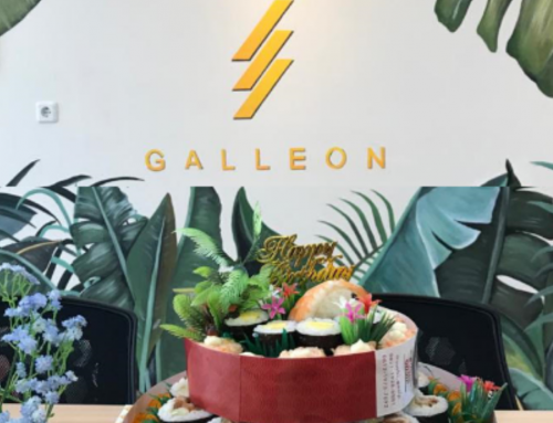 """Syukur Atas 11 Tahun PT. Galleon Cahaya Investama """"Bertahan di Tengah Riak Besar"""""""